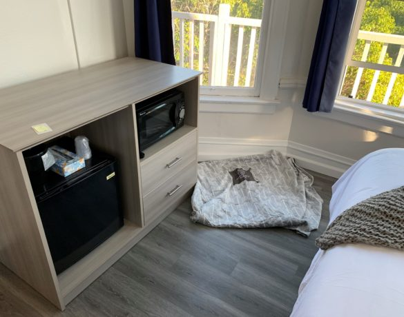 Room with Amenities